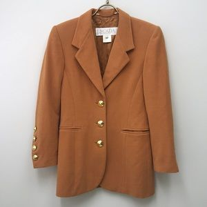 Vintage Escada by Margret Ley made in Italy